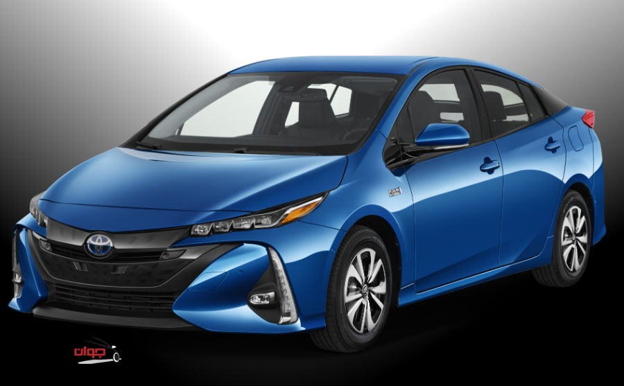 2017-toyota-prius-prime-base-hatchback-angular-front_تویوتا پریوس 2017