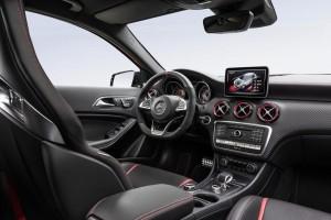 2016-mercedes-a-class-facelift-AMG_فیس لیفت_مرسدس بنز کلاس A