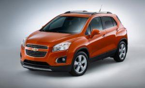 Chevrolet Trax AWD Euro Spec 2015_ شورولت ترکس