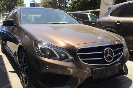 Mercedes_Benz_E250_2016_مرسدس بنز 2016 در ایران