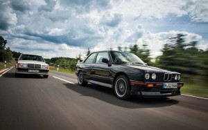 mercedes-benz-190e-2-3-16-bmw-m3-front-end-in-motion-2
