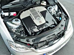 مرسدس بنز S65 AMG: