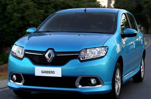 Renault_sandero_رنو ساندرو