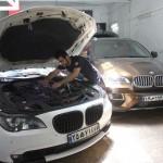 تعمیرگاه بی ام و بهنام محمدی_BMW repair