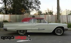 Ford_thunderbird_1959_Iran_فورد تاندر برد 1959 ایران-2