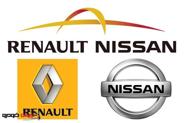 رنو نیسان -لوگو-Renault-Nissan