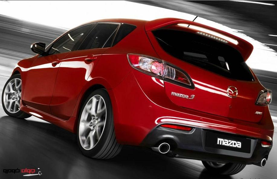 مزدا 3_Mazda 3