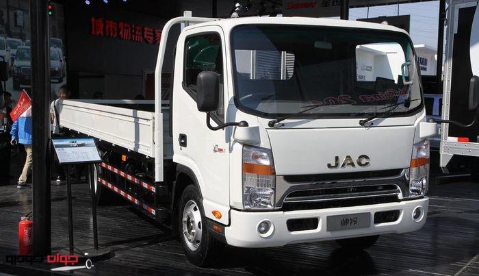 JAC_N75_جک _کامیونت
