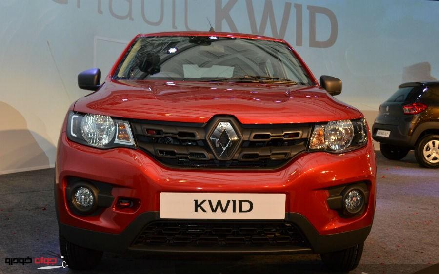 Renault_Kwid_رنو کوئید