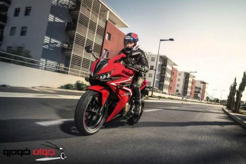 هوندا CBR500R 2015
