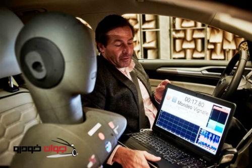 تکنولوژی کاهش سروصدا در فورد
