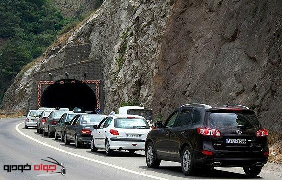 جاده-چالوس-ترافیک