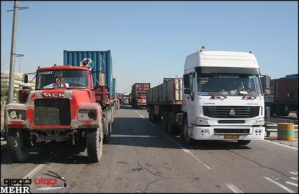 خودروی سنگین فرسوده_تریلی