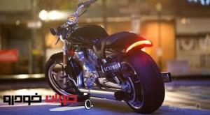 موتورسیکلت هارلی دیویدسون V-Rod Muscle