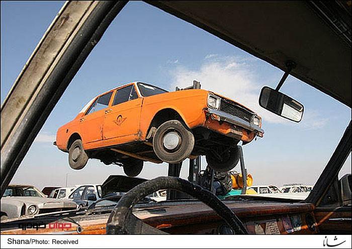 پیکان-تاکسی-فرسوده