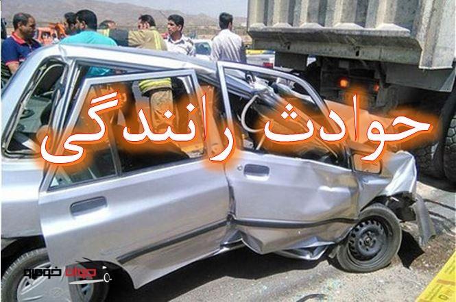 تصادفات در ایران_حوادث رانندگی