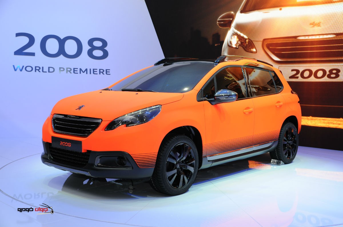 Peugeot 2008_پژو 2008