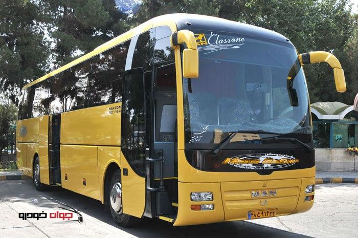 اتوبوس_بین شهری