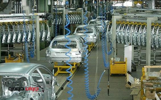 تولید خودرو_پژو 206