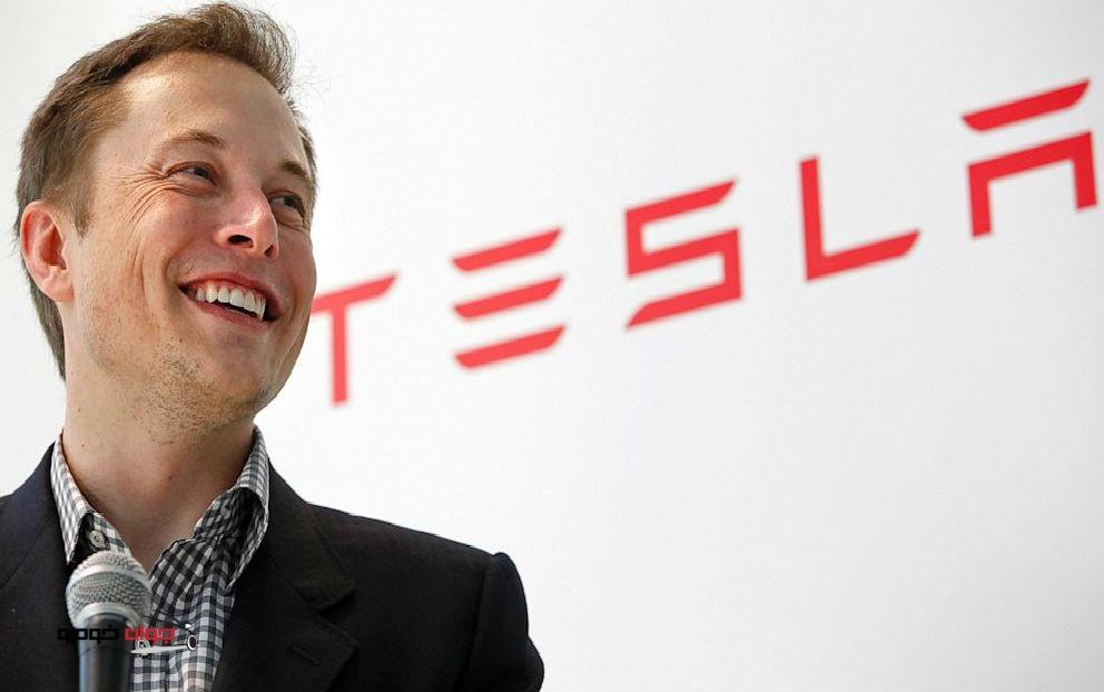 مدیرعامل تسلا_Tesla