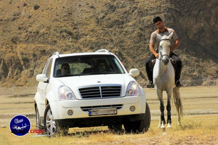 مسابقه ایران گردی با محصولات سانگ یانگ