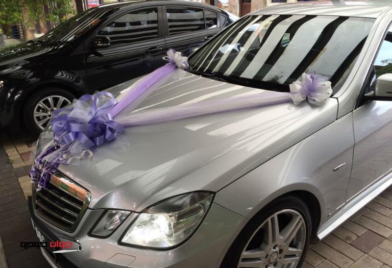 E-Class-deco-ماشین عروس