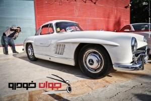 مرسدس بنز SL300_کلاسیک-ایران-3