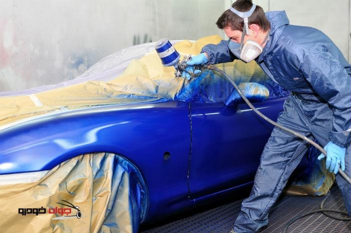 Car-painting_رنگ-کردن-خودرو
