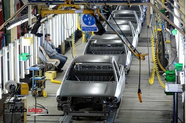 جبران خسارت توسط خودروسازان