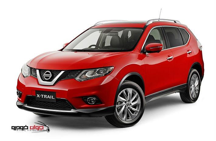 Nissan_X-TRAIL_نیسان 2016