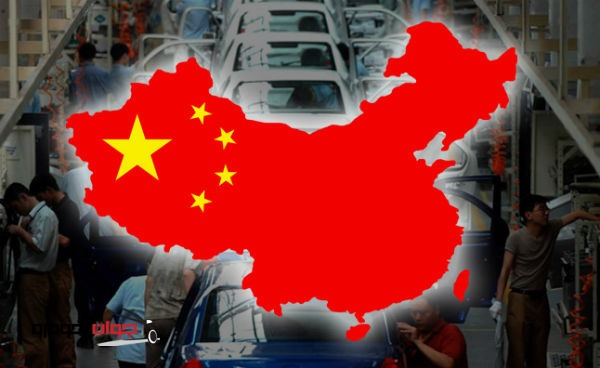 توقف تولید سه خودروی چینی