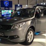 هایما اس 7_نمایشگاه بین المللی خودرو مشهد 95