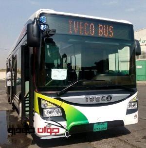 اتوبوس یورو 6