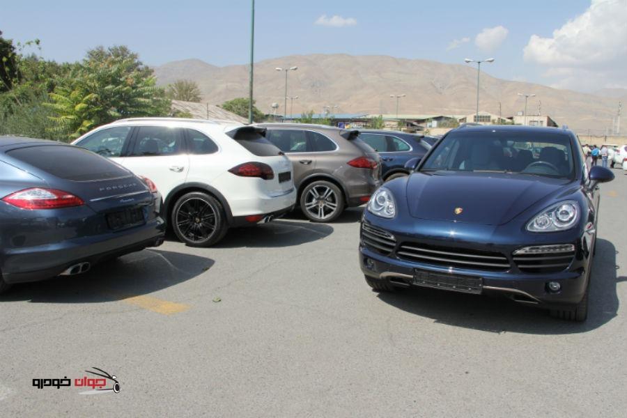 خودروهای بالای 2500 سی سی