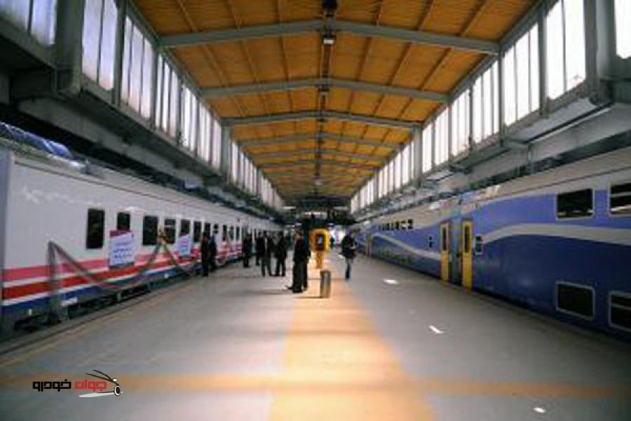 اتصال مترو به راه اهن