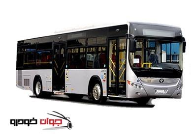 اتوبوس ایران خودرو دیزل