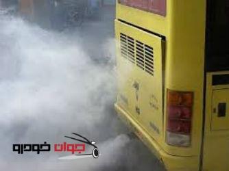 آلودگی خودروهای دیزلی