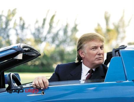 دونالد-ترامپ-خودرو
