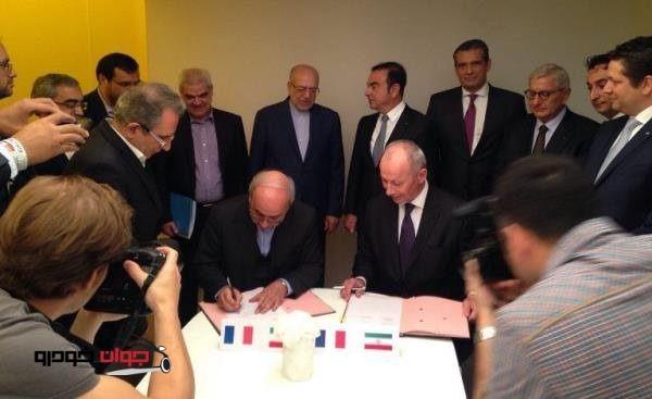 قرارداد با خودروسازان خارجی