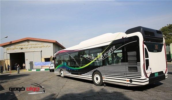 فروش اتوبوس به ایران