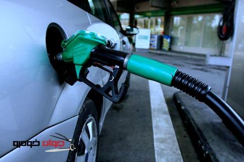 مصرف سوخت خودرو