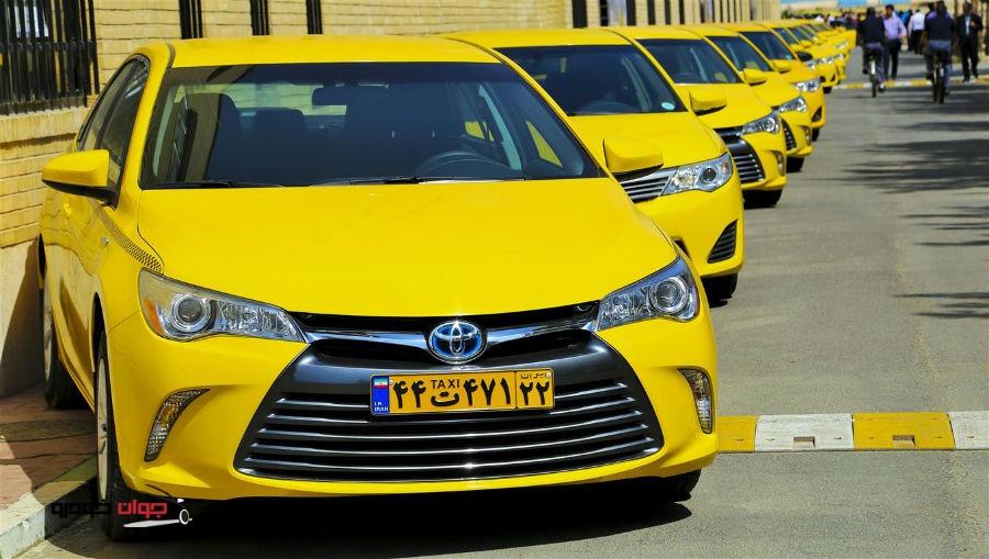تاکسی هیبریدی