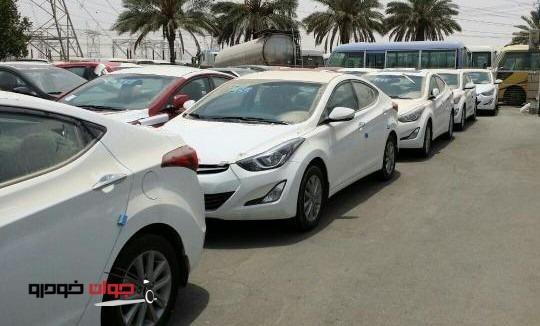 ثبت سفارش خودرو های وارداتی
