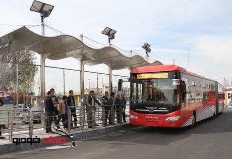 خط اتوبوس