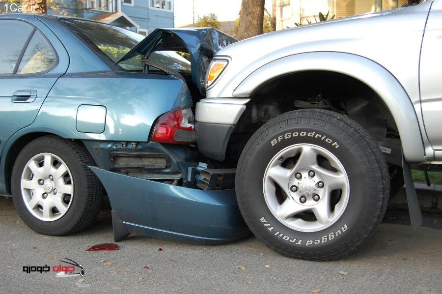 نکات پیشگیری از تصادف