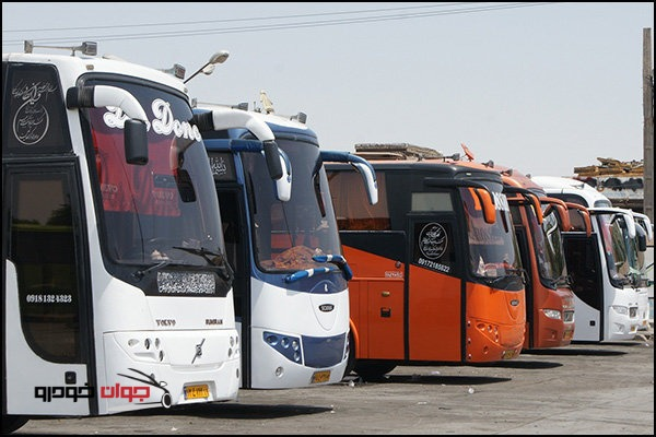 اتوبوس بین شهری