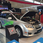 BYD e6_نمایشگاه خودرو تهران_کارمانیا