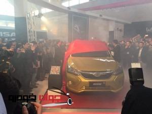 BYD_Song_نمایشگاه خودرو تهران