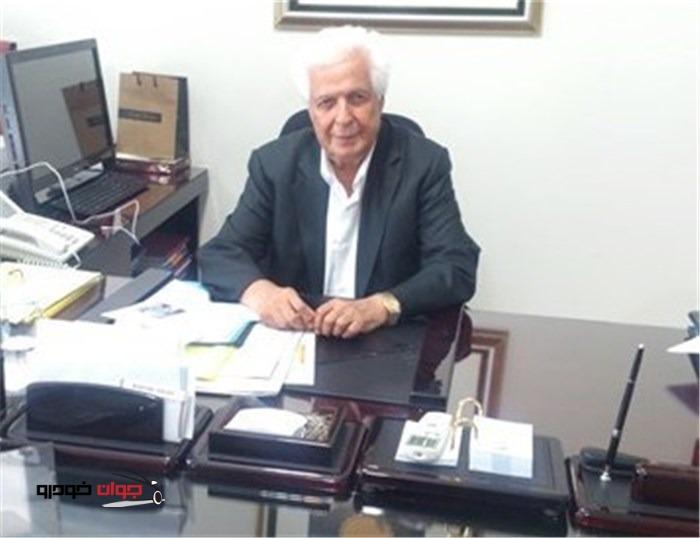 رئیس انجمن قطعه سازان