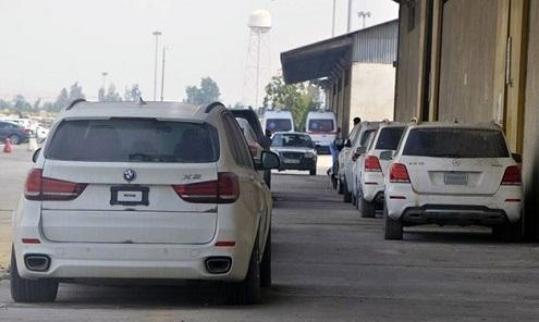 خودروهای قاچاق